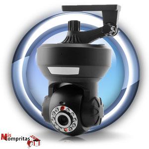 C mara ip de vigilancia inal mbrica con grabaci n - Camaras de vigilancia con grabacion ...